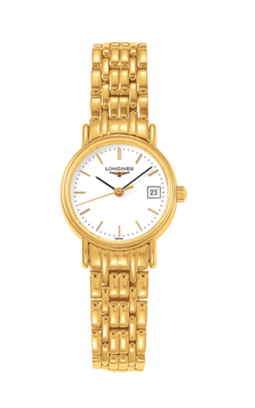 Longines Presence Watch L4.319.2.12.8 product image