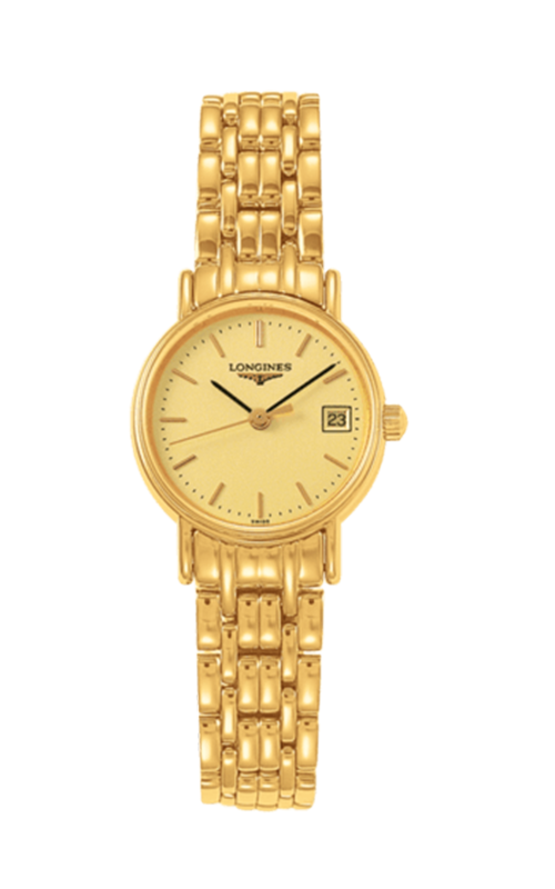 Longines Presence Watch L4.319.2.32.8 product image
