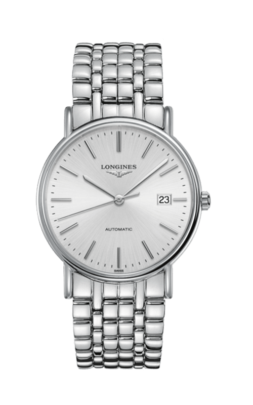 Longines Presence Watch L4.921.4.72.6 product image