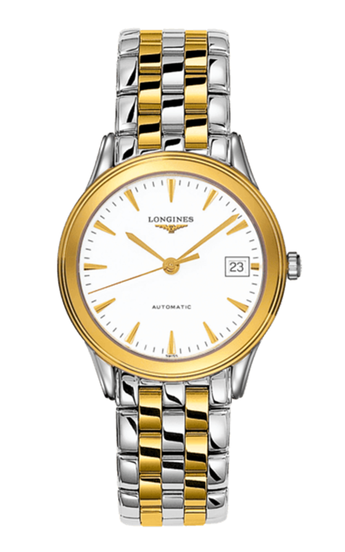 Longines Flagship Watch L4.774.3.22.7 product image