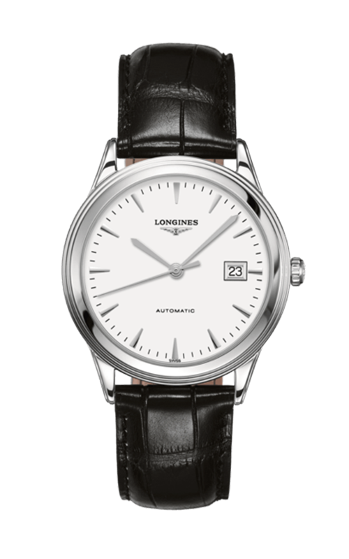 Longines Flagship Watch L4.874.4.12.2 product image