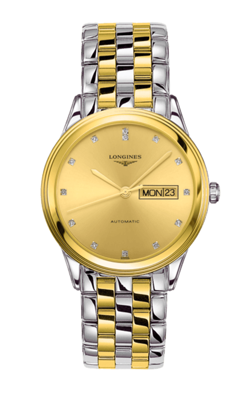 Longines Flagship Watch L4.899.3.37.7 product image