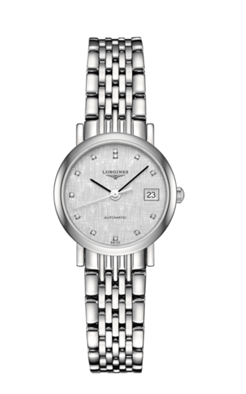Longines Elegant Collection Watch L4.309.4.77.6 product image