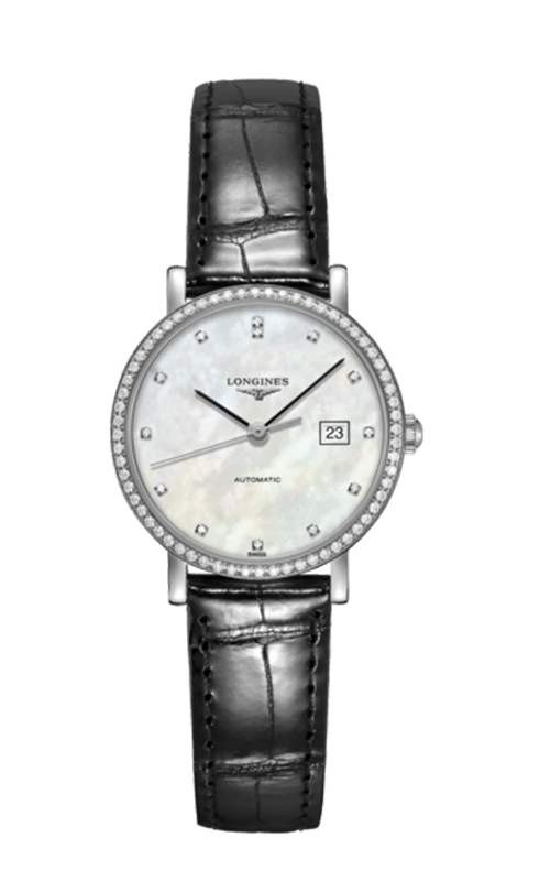 Longines Elegant Collection Watch L4.310.0.87.2 product image