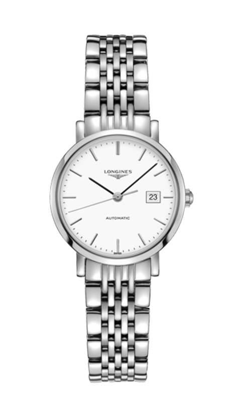 Longines Elegant Collection Watch L4.310.4.12.6 product image
