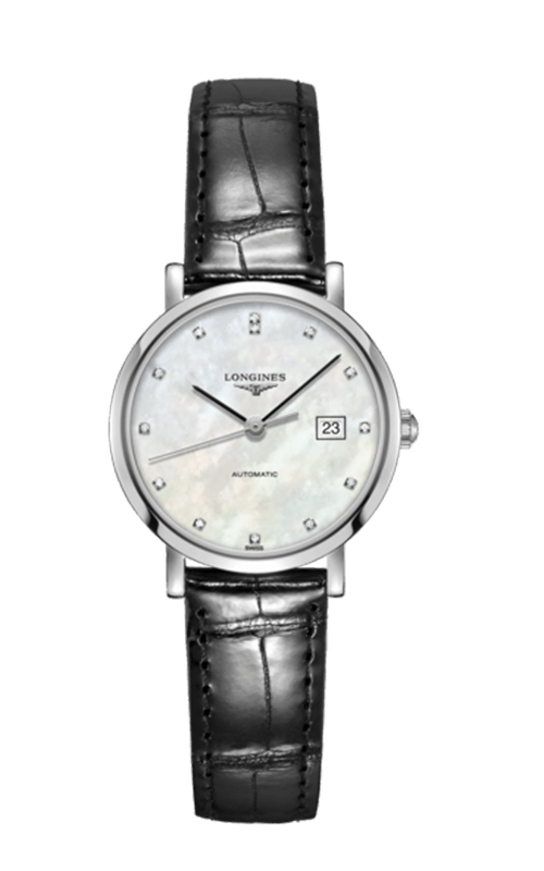 Longines Elegant Collection Watch L4.310.4.87.2 product image