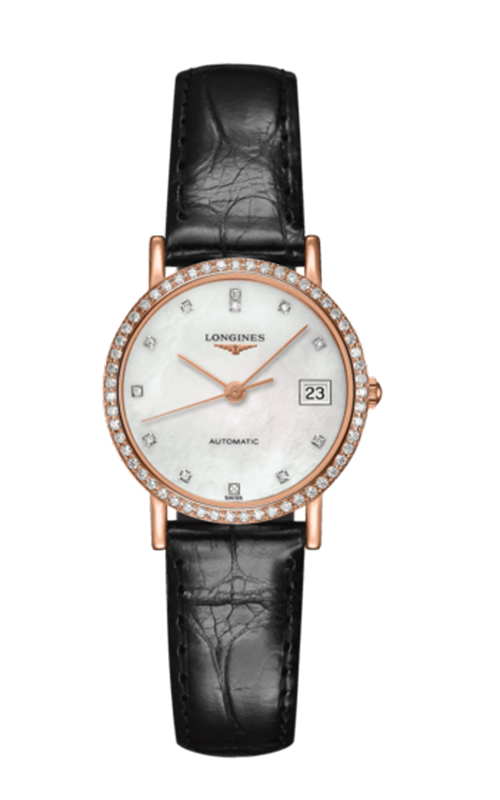 Longines Elegant Collection Watch L4.378.9.87.4 product image