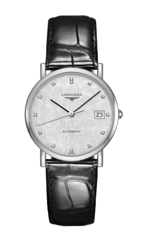 Longines Elegant Collection Watch L4.809.4.77.2 product image