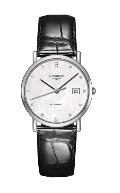 Longines Elegant Collection Watch L4.809.4.87.2 product image