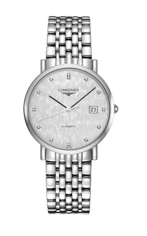 Longines Elegant Collection Watch L4.810.4.77.6 product image