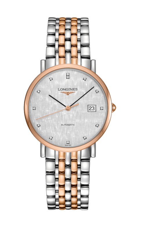 Longines Elegant Collection Watch L4.810.5.77.7 product image