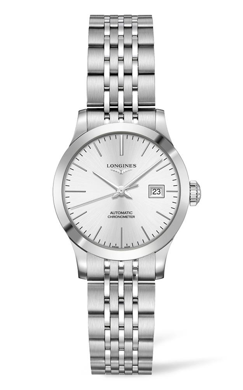 Longines Record Watch L2.321.4.72.6 product image