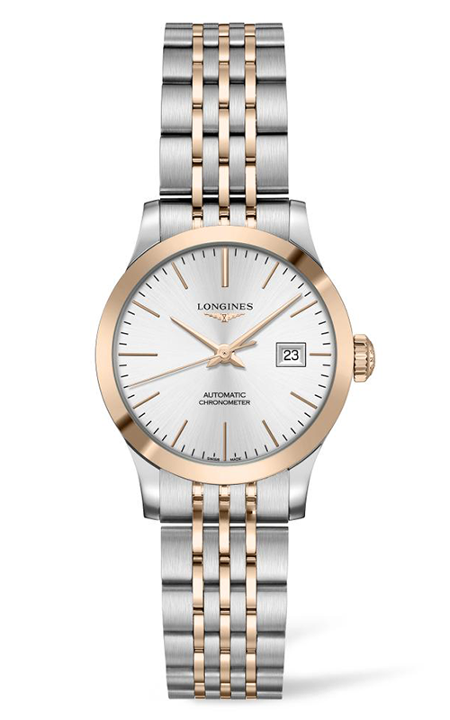 Longines Record Watch L2.321.5.72.7 product image
