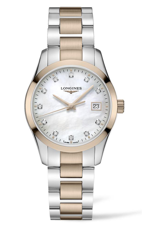 Longines Conquest Classic Watch L2.386.3.87.7 product image