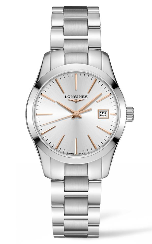Longines Conquest Classic Watch L2.386.4.72.6 product image