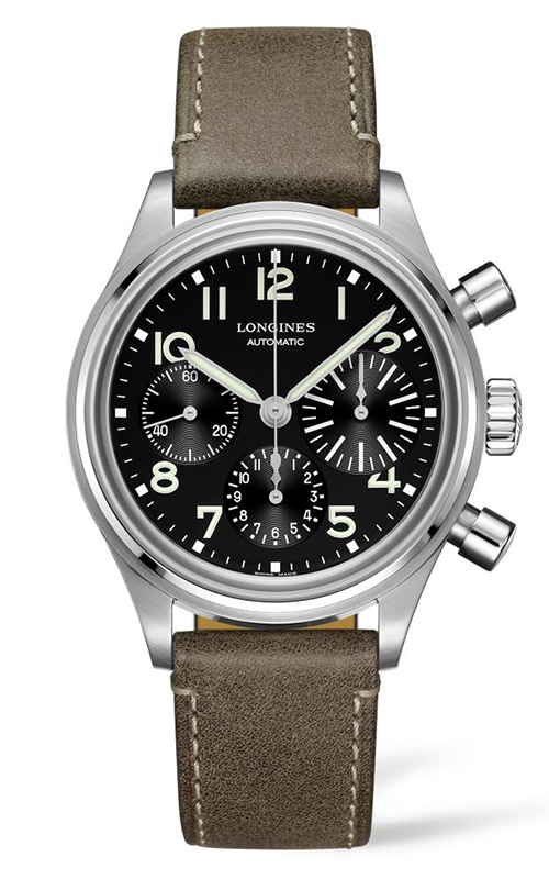 Longines Avigation BigEye Watch L2.816.4.53.2 product image