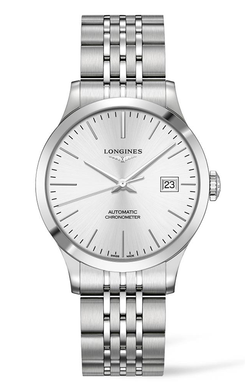 Longines Record Watch L2.820.4.72.6 product image