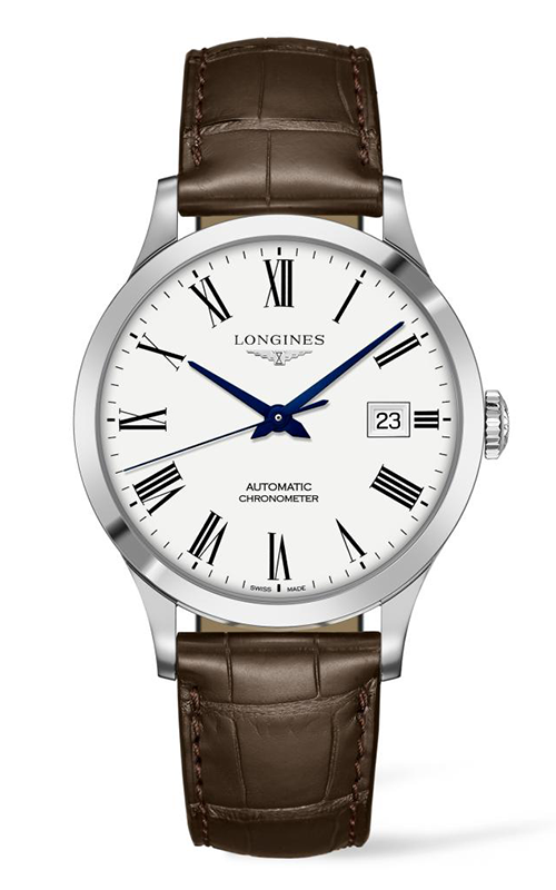 Longines Record Watch L2.821.4.11.2 product image