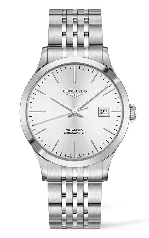 Longines Record Watch L2.821.4.72.6 product image