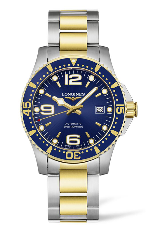 Longines HydroConquest Watch L3.742.3.96.7 product image