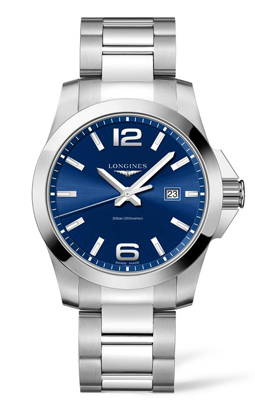 Longines Conquest Watch L3.760.4.96.6 product image
