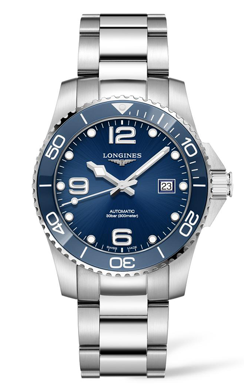 Longines HydroConquest Watch L3.781.4.96.6 product image