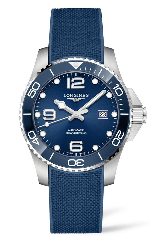 Longines HydroConquest Watch L3.782.4.96.9 product image
