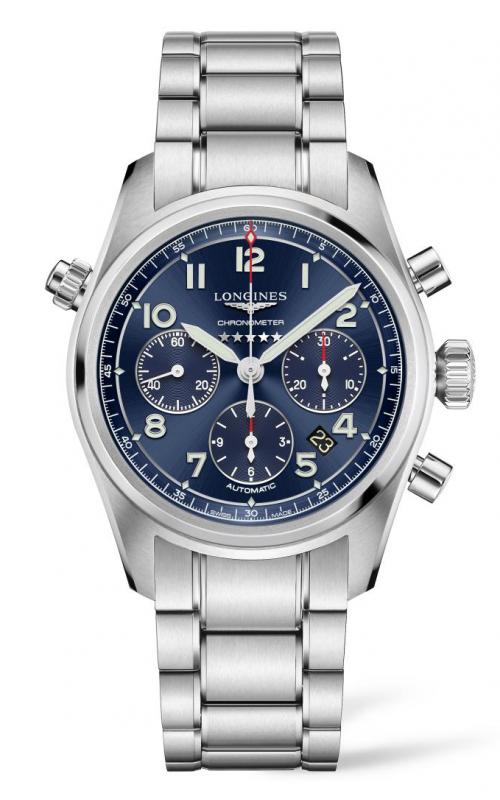 Longines Spirit Watch L3.820.4.93.6 product image