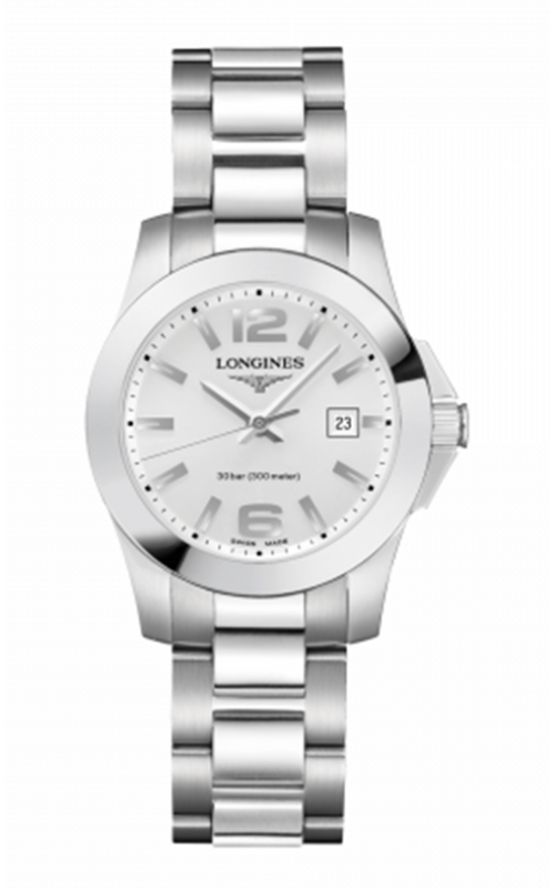 Longines Conquest Watch L3.376.4.76.6 product image