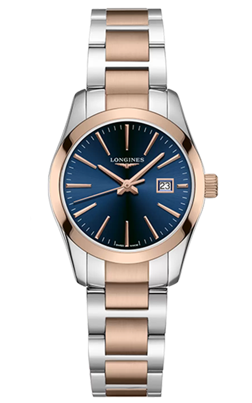 Longines Conquest Classic Watch L2.286.3.92.7 product image