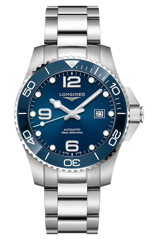 Longines HydroConquest Watch L3.782.4.96.6 product image