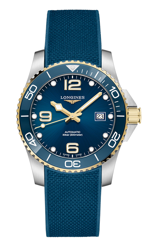 Longines HydroConquest Watch L3.781.3.96.9 product image