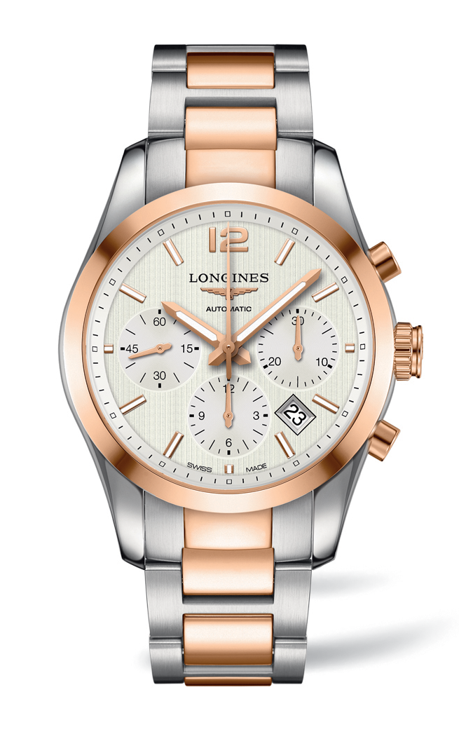 Longines Conquest Classic L2.786.5.76.7 product image