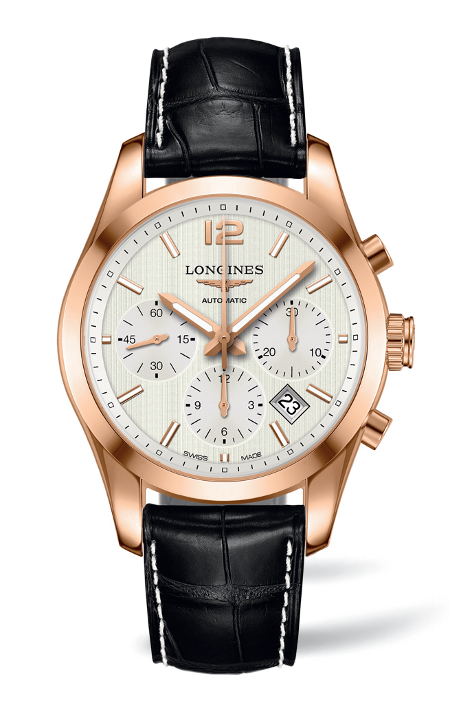 Longines Conquest Classic L2.786.8.76.3 product image