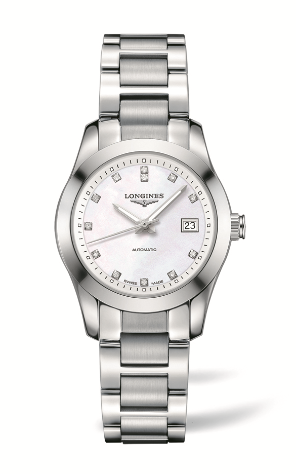 Longines Conquest Classic L2.285.4.87.6 product image
