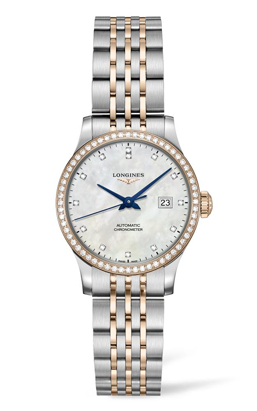 Longines Record L2.321.5.89.7 product image