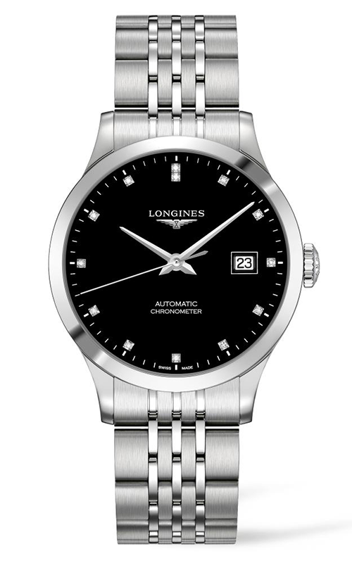 Longines Record L2.820.4.57.6 product image