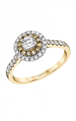 Love Story Diamonds Promise Collection Engagement ring 212-13871 product image