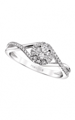 Love Story Diamonds Promise Collection Engagement ring 212-13870 product image
