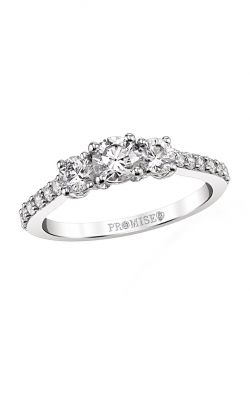 Love Story Diamonds Promise Collection Engagement ring 212-13862 product image