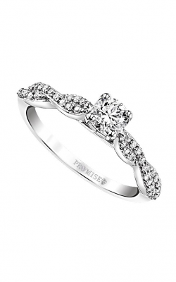 Love Story Diamonds Promise Collection Engagement ring 472-13455 product image