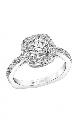 Love Story Diamonds Love Story Collection Engagement Ring 309-13523 product image