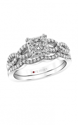 Love Story Diamonds Love Story Collection Engagement Ring 309-13445 product image