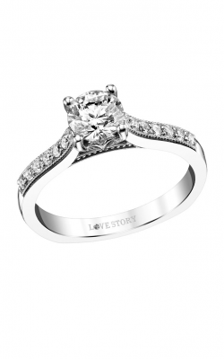 Love Story Diamonds Love Story Collection Engagement Ring 309-13422 product image