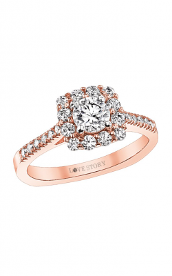 Love Story Diamonds Love Story Collection Engagement Ring 309-13354 product image