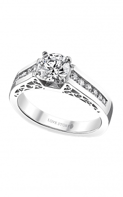 Love Story Diamonds Love Story Collection Engagement Ring 309-12912 product image