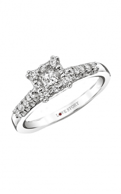 Love Story Diamonds Love Story Collection Engagement Ring 309-12702 product image
