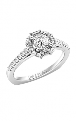 Love Story Diamonds Love Story Collection Engagement Ring 309-14075 product image