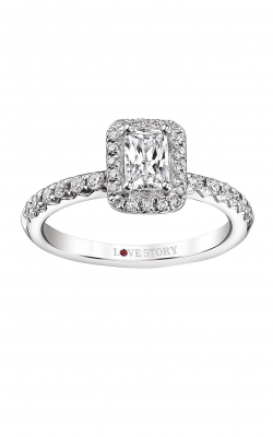 Love Story Diamonds Love Story Collection Engagement ring 526-13825 product image