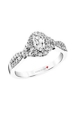 Love Story Diamonds Love Story Collection Engagement ring 526-13761 product image